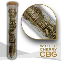 5G TUBE Hempower Ανθός Κάνναβης WHITE CHERRY 23% CBG