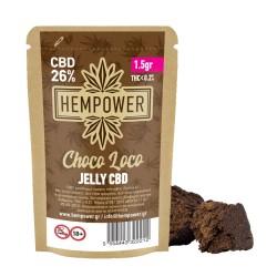 Hempower JELLY CHOCOLOCO 26% CBD 1,5G