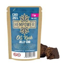 Hempower JELLY OG KUSH 26% CBD 1,5G