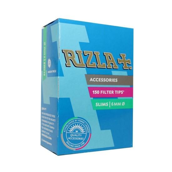 ΦΙΛΤΡΑ RIZLA SLIM 6.0mm 150 ΤΕΜ
