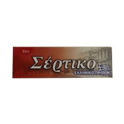 ΤΣΙΓΑΡΟΧΑΡΤΟ ΣΕΡΤΙΚΟ ΚΟΚΚΙΝΟ (51005)
