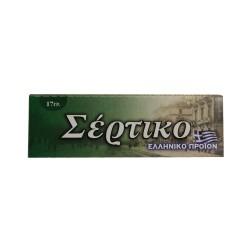 ΤΣΙΓΑΡΟΧΑΡΤΟ ΣΕΡΤΙΚΟ ΠΡΑΣΙΝΟ (51002)