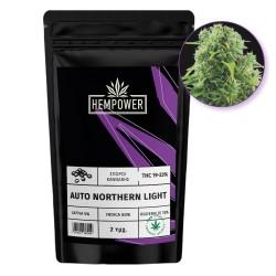 Hempower Seeds Auto Northern Lights fem. 2τμχ